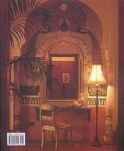 Heritage Hotels De L'Inde - 4ème de couverture - Format classique
