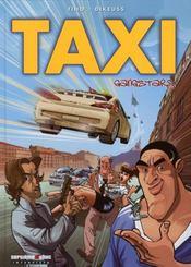 Taxi gangstars - Intérieur - Format classique