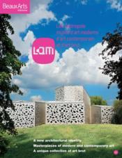 LAM ; Lille métropole ; musée d'art moderne, d'art contemporain et d'art brut - Couverture - Format classique