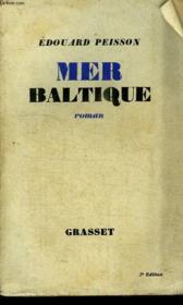 Mer Baltique. - Couverture - Format classique