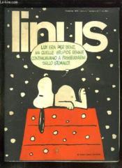 Linus N° 57 Decembre 1969. Texte En Italien. - Couverture - Format classique