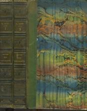 Lettres D'Un Voyageur. Tomes I Et Ii. - Couverture - Format classique