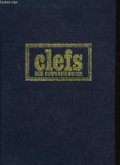 Clefs Des Connaissances Index - Couverture - Format classique