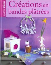 Creations En Bandes Platrees - Intérieur - Format classique