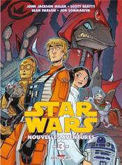Star Wars - nouvelles aventures T.3 - Couverture - Format classique