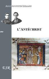 L'Antechrist - Couverture - Format classique