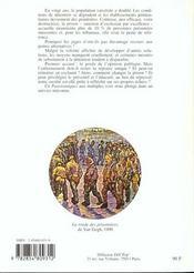 REVUE PANORAMIQUES N.45 ; prisons : quelles alternatives ? - 4ème de couverture - Format classique