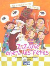 Zizanie Chez Les Fetes - Intérieur - Format classique