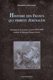 Histoire des francs qui prirent Jérusalem - Intérieur - Format classique