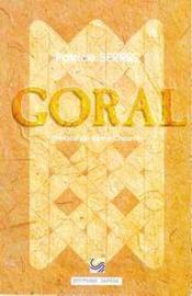 Goral - le livre - Couverture - Format classique