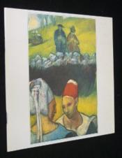 Autour de Gauguin à Pont Aven 1886-1894. Catalogue de l'exposition réalisée à la fondation Septentrion à Marcq-en-Baroeul du 24 mars au 23 juin 1985 - Couverture - Format classique