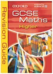 Oxford GCSE maths for Edexcel : higher revision guide - Couverture - Format classique