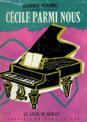Cecile Parmi Nous. Le Livre De Demain N° 78. - Couverture - Format classique