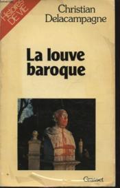 La Louve Baroque - Couverture - Format classique