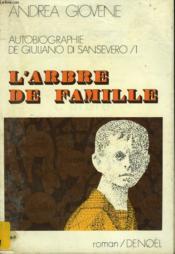 L'Arbre De Famille. Tome 1. - Couverture - Format classique