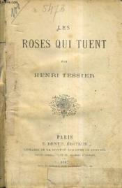 Les Roses Qui Tuent. - Couverture - Format classique