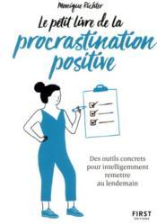 Le petit livre de la procrastination positive - Couverture - Format classique