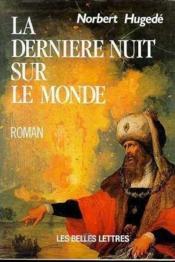 Derniere Nuit Sur Le Monde - Couverture - Format classique