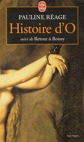 Histoire d'O ; retour à Roissy - Intérieur - Format classique