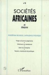 Societes Africaines 2 Et Diaspora - Couverture - Format classique