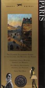 Paris (edition anglaise) - Couverture - Format classique