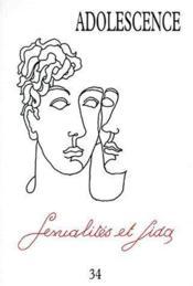 Sexualite Et Sida Revue Ado 34 - Couverture - Format classique