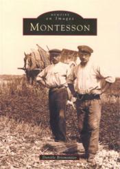 Montesson - Couverture - Format classique