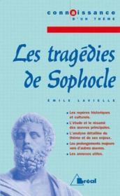 Les tragedies de sophocle - Couverture - Format classique