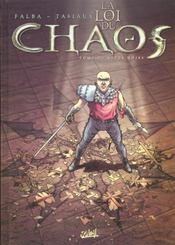 La Loi Du Chaos T.1; Elfes Noirs - Intérieur - Format classique