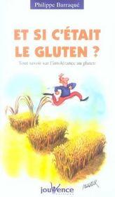 Et si c'etait le gluten ? n.119 - Intérieur - Format classique