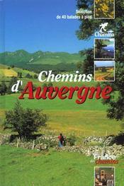 **Chemins D Auvergne - Intérieur - Format classique