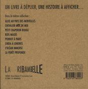 Ribambelle t.2 ; dragondor - 4ème de couverture - Format classique