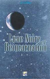 Lune noire et reincarnation (safran) - Couverture - Format classique