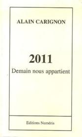 2011 Nous Appartient - Couverture - Format classique