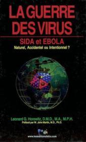 La guerre des virus ; intégrale t.1 et t.2 - Couverture - Format classique