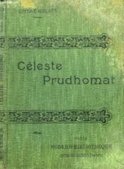 Celeste Prudhomat. Moeurs De Province. - Couverture - Format classique