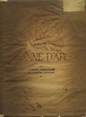 Jeanne D'Arc - Couverture - Format classique