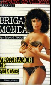 Vengeance De Femme - Couverture - Format classique