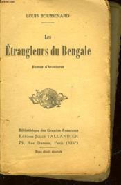 Les Etrangleurs Du Bengale - Couverture - Format classique