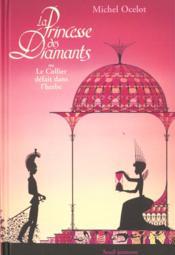 Princesse Des Diamants. Ou : Le Collier Defait Dans L'Herbe (La) - Couverture - Format classique