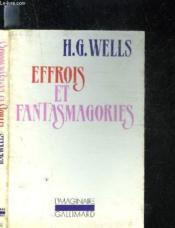 Effrois et fantasmagories - Couverture - Format classique