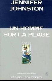 Un Homme Sur La Plage - Couverture - Format classique