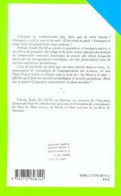 Savoirs Quotidiens Et Savoirs Scientifiques ; L'Eleve Entre Deux Mondes - 4ème de couverture - Format classique