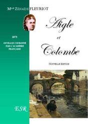 Aigle Et Colombe - Couverture - Format classique