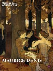 Maurice denis ; les couleurs intenses de la spiritualité - Intérieur - Format classique