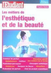 Les métiers de l'esthétique et de la beauté - Intérieur - Format classique