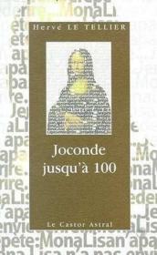 Joconde Jusqu'A 100 - Couverture - Format classique