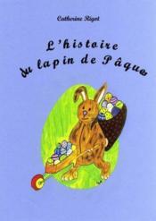 Le lapin de Pâques - Couverture - Format classique