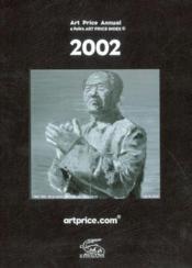 Artprice annual ; edition 2002 - Couverture - Format classique