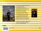L'échelle de l'art ; quelle taille ont les chefs-d'oeuvre ? - 4ème de couverture - Format classique